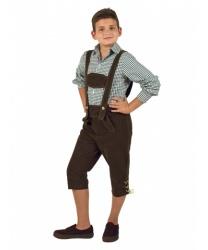 Костюм Ганс: рубашка, штаны (Россия)