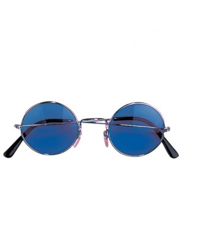 Круглые очки с синими стеклами (Германия)