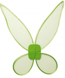 Зеленые крылышки феи