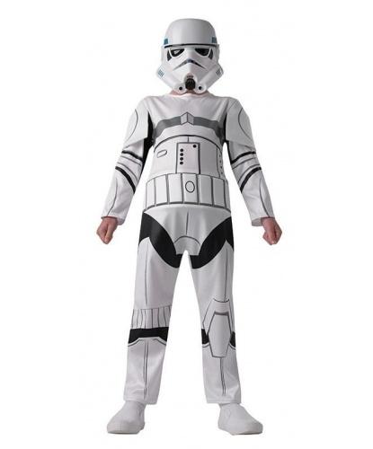 Костюм штурмовика детский (Stormtrooper) Better: комбинезон, маска (Германия)