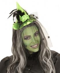 Ведьминский мини-колпак (зеленый)