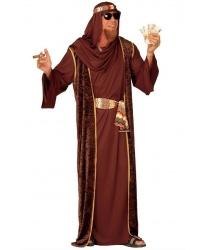 Костюм арабского шейха (коричневый)