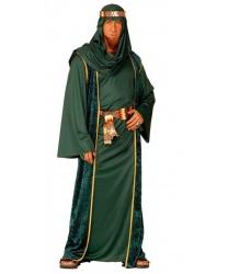 Костюм арабского шейха (зеленый)
