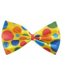 Галстук-бабочка для клоуна