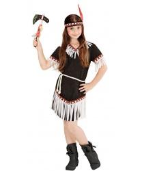 Платье для маленькой индианки