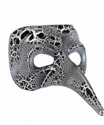 Венецианская маска с носом