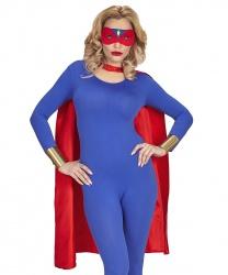 Накидка и маска супергероя