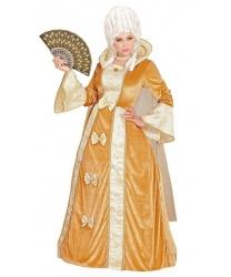 Костюм венецианской придворной дамы
