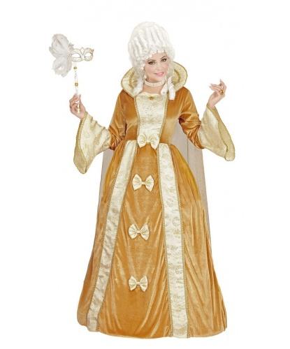 Костюм венецианской придворной дамы: платье (Италия)