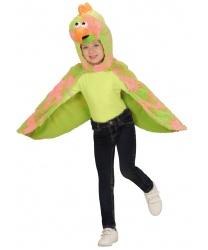 Детская накидка птицы