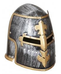Шлем средневекового рыцаря