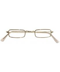 Узкие прямоугольные очки