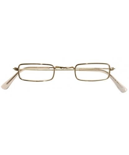 Узкие прямоугольные очки (Италия)