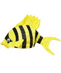 Шапка Тропическая рыбка, полиэстер (Италия)