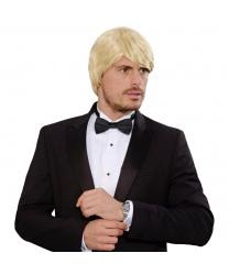 Мужской парик цвета блонд
