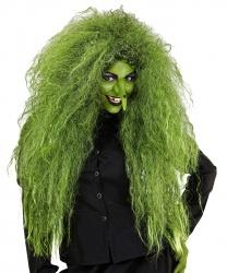 Зеленый парик ведьмы
