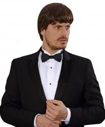 Мужской парик шатена