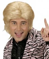 Мужской парик в стиле 80-х