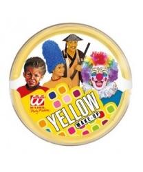 Театральный грим желтый