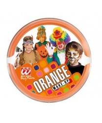 Театральный грим оранжевый
