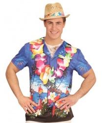 Гавайская футболка