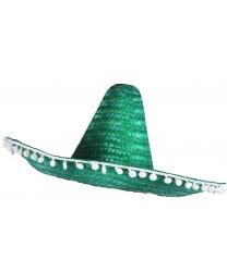 Мексиканская шляпа зеленая