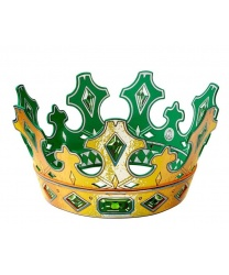 Зеленая корона короля