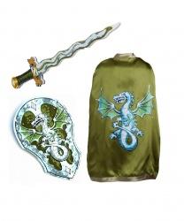 """Накидка, щит и меч """"Дракон"""""""