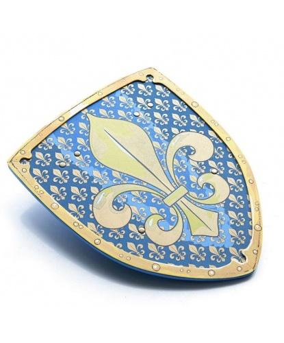Рыцарский щит Геральдическая лилия