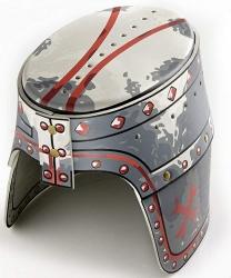 """Шлем рыцаря """"Мальтийский крест"""""""