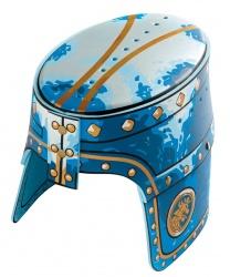 Синий шлем рыцаря