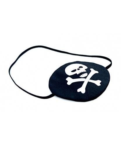 Пиратский наглазник Череп ()