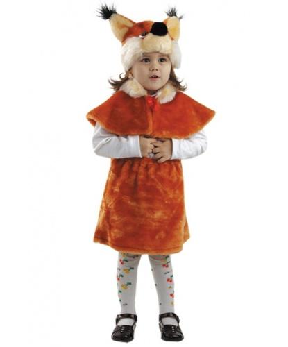 Белочка: шапочка, юбка, пелерина (Россия)