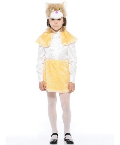Кошка Маркиза: шапочка, юбка, пелерина (Россия)