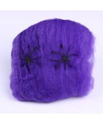 Фиолетовая паутина (20 гр, 4 м2)