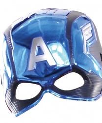 """Детская маска """"Капитан Америка"""""""