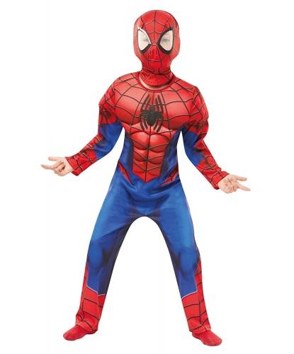 Детский костюм Человек-паук: комбинезон, маска (Германия)