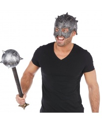 Латексная маска воина