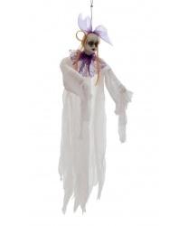 """Подвесная декорация """"Кукла с детским лицом"""", 90 см."""