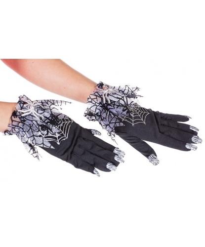 Перчатки с ногтями на Хэллоуин (Германия)