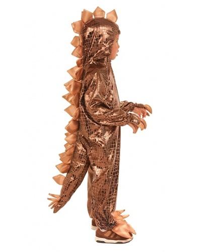 Костюм динозавра: комбинезон с капюшоном (Германия)