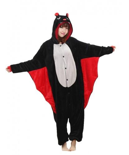 0d5a704d064e Кигуруми Летучая мышь: комбинезон с капюшоном (Китай)