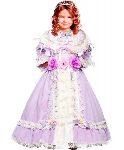 Костюм придворной дамы с диадемой: платье, диадема (Италия)