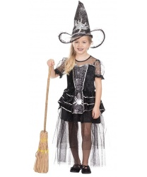 """Детское платье """"Ведьма-паучок"""""""