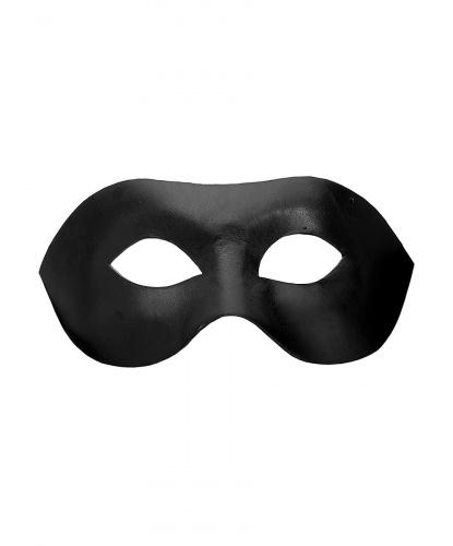 Черная маска из кожи, кожа (Германия)