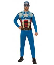 "Взрослый костюм ""Капитан Америка"""