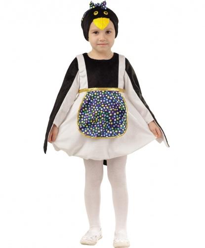 Детский костюм Сорока-Белобока: платье, шапочка (Россия)