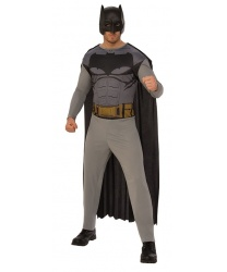 Костюм Бэтмена (Лига справедливости): комбинезон, маска (Германия)