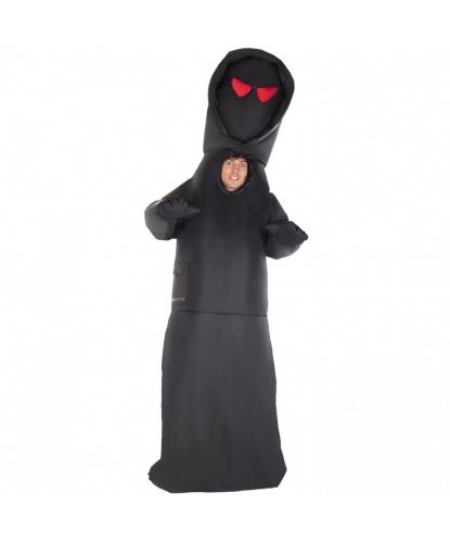 Надувной костюм Смерть: костюм, батарейный блок (Великобритания)