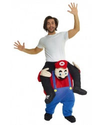 """Костюм-наездник """"Верхом на Марио"""""""
